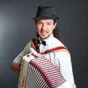 Accordion Player 10326