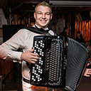 Accordion Player 106325