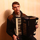 Accordion Player 106479