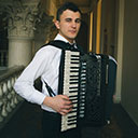 Accordion Player 106900