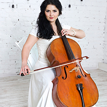 Female Cello Player 108548