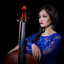 Female Cello Player And Singer 109687