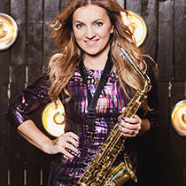 Female Saxophonist 108173