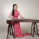 Guzheng Player 8185
