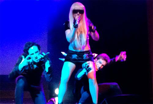 Female Singer 8709 International Talent Agency Quot Rising