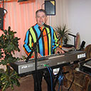 Male Singing Piano Player 2011