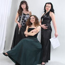 Classical Trio Flute Piano Vocal 1283