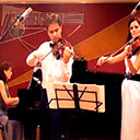 Classical Trio Piano Violin 1994