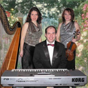 Trio Harp Violin Piano 5230