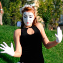 Female Mime 1760