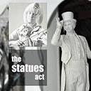 Living Statues And Shadow Show 107016