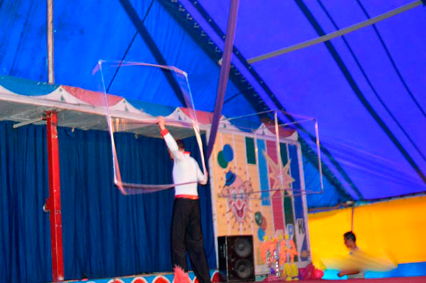 Jobs and opportunities for circus artists, including commissions, residencies, and various opportunities to perform and join companies.