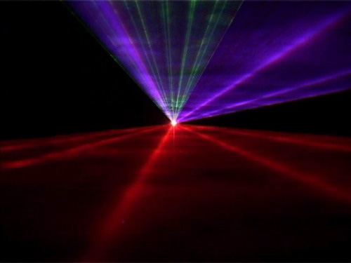 Laser Fire Smoke Show International Talent Agency Quot Rising