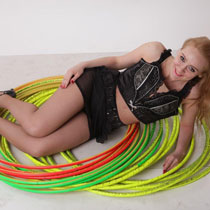 Aerial And Hula Hoop Solo 109368